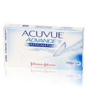 Acuvue Advance for Astigmatism, 6 st/box