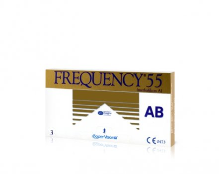 Frequency 55 AB 6st-box