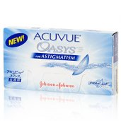Acuvue Oasys for Astigmatism, 6 st/box