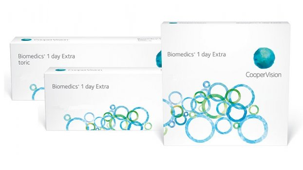 Biomedics 1Day Extra 90st/box