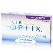 Air Optix Aqua Multifocal 6st-box