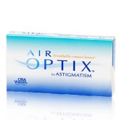 Air Optix for Astigmatism 6st-box