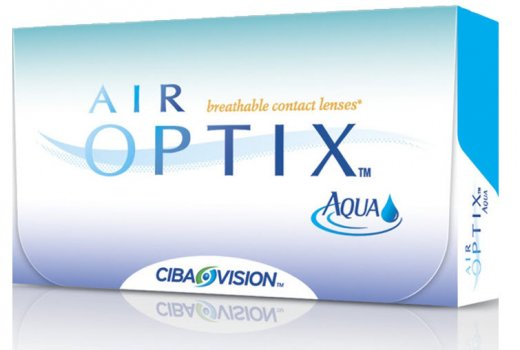 Air Optix Aqua 6st-box