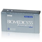 Biomedics 55 Evolution 6st-box