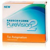 Purevision 2 HD for astigmatism 6ST-BOX