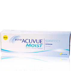 1 Day Acuvue Moist För Astigmatism 30st/box