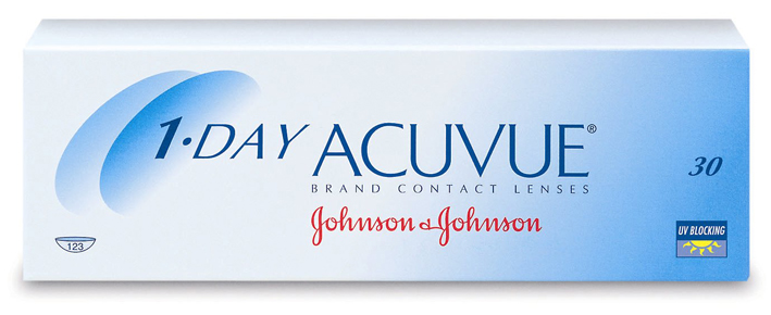 1 Day acuvue 30 st/box