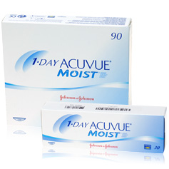 1 Day acuvue moist 30 st/box