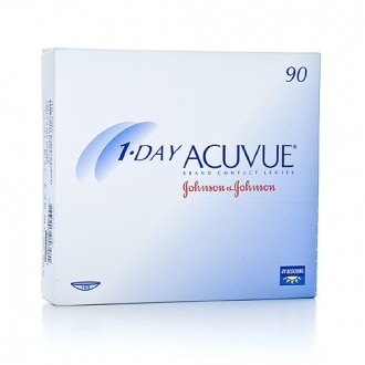 1 Day acuvue 90 st/box